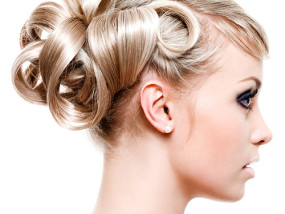 Bridal Hair Updos and Makeup Services at Michael Stefan Salon, Downtown Willoughby, Ohio